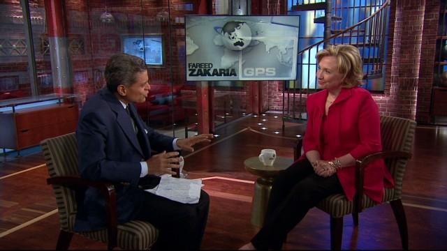 Hillary Clinton explains Putin