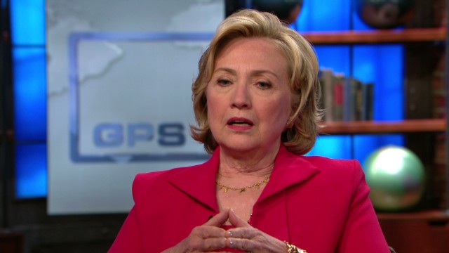 Clinton on Obama's response to Ukraine
