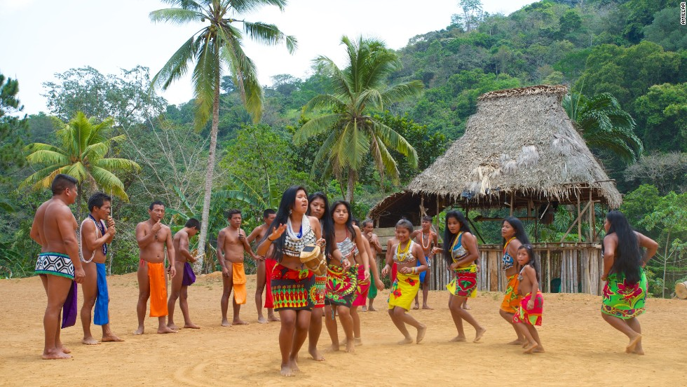 There's no better way to understand Panama's indigenous roots than via dugout canoe up the Chagres River, where you'll pass thatch houses woven deep into the jungle before arriving at Emberra village, home to one of nine major indigenous groups in the country.