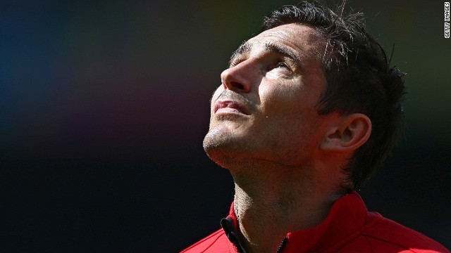 Lampard determined to make mark on MLS
