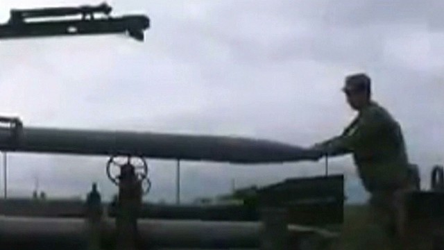 More weapons for rebels in Ukraine