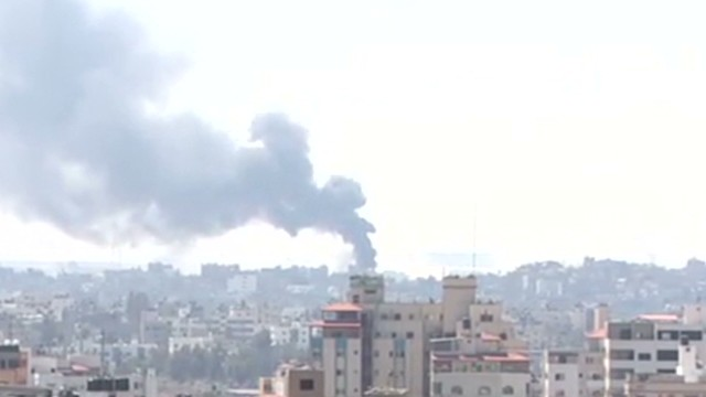 Israel resumes Gaza operations