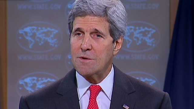 Kerry details Mideast ceasefire proposal