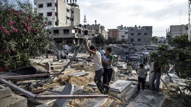 Israel, Hamas conflict escalates