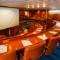 superyacht hotel london cinema