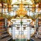 superyacht hotel london staircase