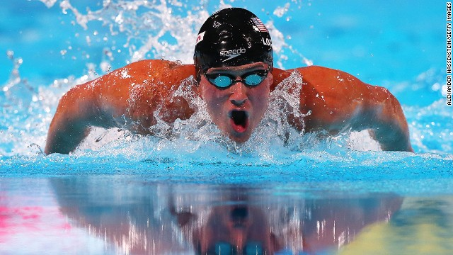 Lochte previously busted for disorderly conduct, public urination