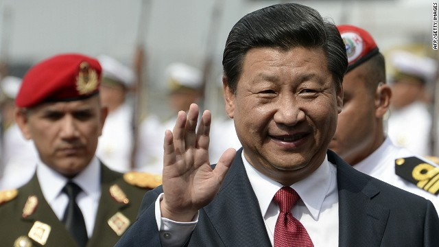 The road ahead for China's new leader