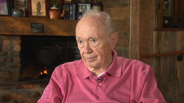 Theodore Van Kirk dies at age 93