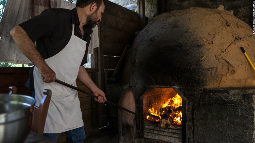 Cooking lessons at the Milia Mountain Retreat are broken up by nature hikes, beach bumming and a vineyard tour.