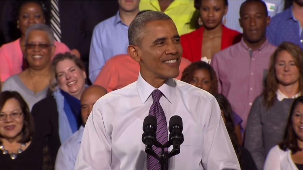 Obama tells Congress: Stop hatin'