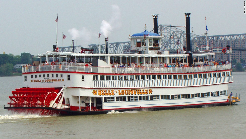 7 Fabulous Steamboats Around The United States Cnn Com