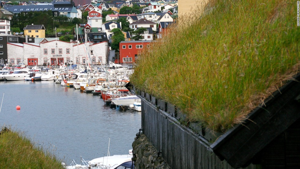 "In contrast with the usual splendor of government buildings, the administration of the Faroe Islands sits in a few small structures topped with grass. They're located on the Tinganes peninsula in the capital Torshavn where a local ""ting"" (assembly) has been gathering since the ninth century."