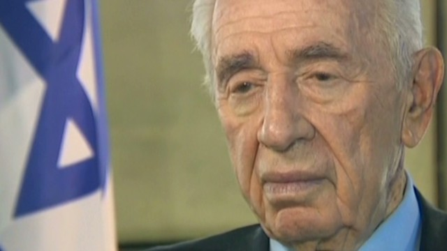 Peres: 'What can we do?'