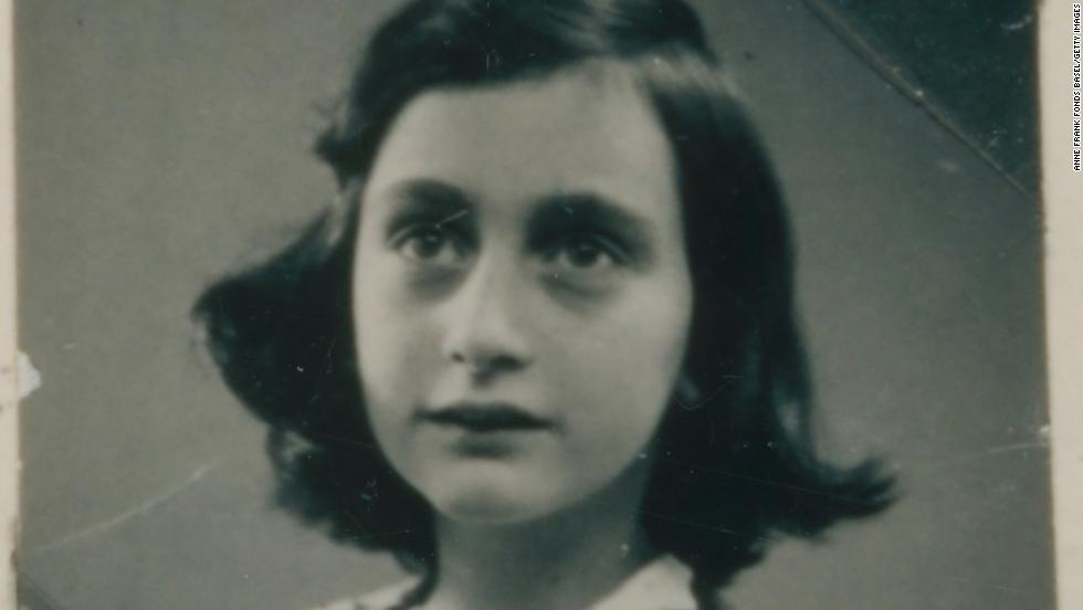 "Friday, August 1, marks the 70th anniversary of Anne Frank's final diary entry. Three days later, she was arrested with her family in the ""secret annex"" of a house in Amsterdam, Netherlands, where they had hidden for two years. She later died at the Bergen-Belsen concentration camp when she was 15. In her diary, Anne describes a<strong> </strong>1942 picture of herself: ""This is a photo as I would wish myself to look all the time. Then I would maybe have a chance to come to Hollywood."" Click through the gallery to see other pages from her diary:"