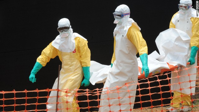 Ebola: Denial turning to fear and panic