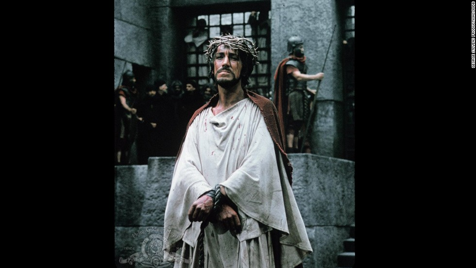 "<strong>""The Greatest Story Ever Told"" (1965):</strong> This retelling of the story of Jesus Christ is a favorite among fans. <strong>(Amazon) </strong>"
