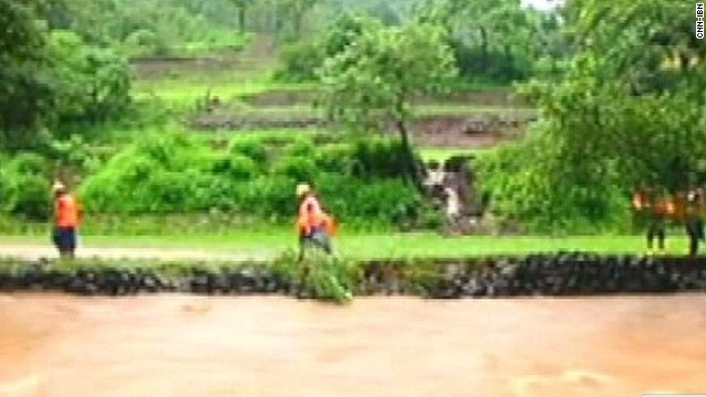 Landslide recovery ongoing amid monsoon