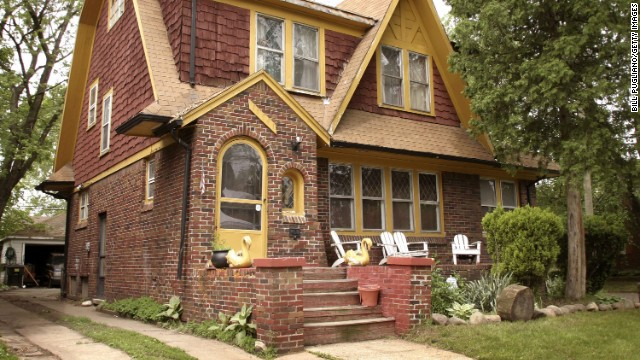 Rickey Wilson Sr.'s northwest Detroit house became the scene of a 2004 search after blood was found on floorboards.