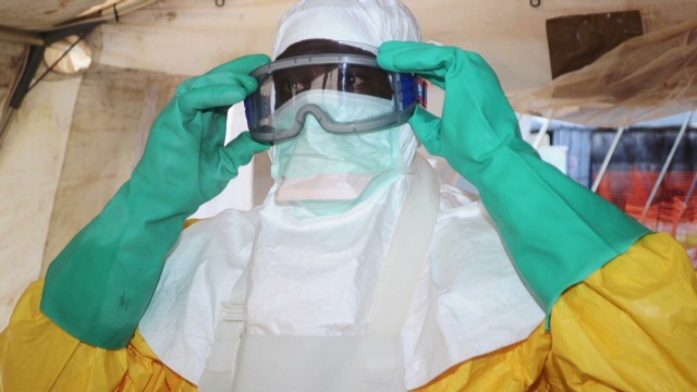 New York patient being tested for Ebola