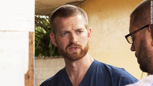 Doctor speaks about battle with Ebola