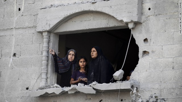 Palestinians: Cease-fire extended 5 days