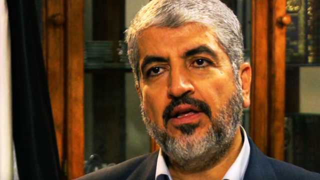 Hamas: We don't use human shields