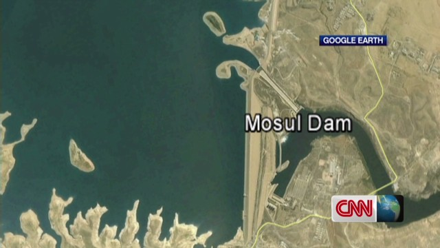 ISIS seizes Iraq's biggest dam