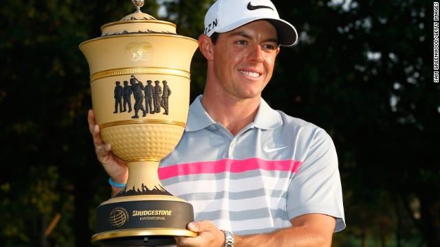 Rory McIlroy will attempt to win the fourth major of his career at the Valhalla Golf Club.