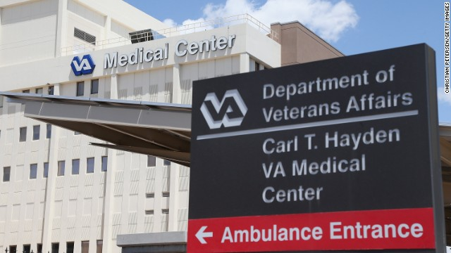 VA to fire four senior officials