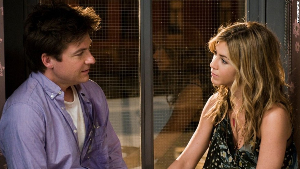 "<strong>No. 3: </strong>Jennifer Aniston, here with Jason Bateman in ""The Switch,"" <a href=""http://www.huffingtonpost.com/2013/08/07/jennifer-aniston-box-office-poison_n_3720897.html"" target=""_blank"">may not be associated with strong showings</a> at the box office, but she's the third highest-earning actress this year. When you combine comedies such as ""We're the Millers"" with lucrative spokeswoman deals and ""Friends"" residuals, Aniston pulled in $31 million in the past year."