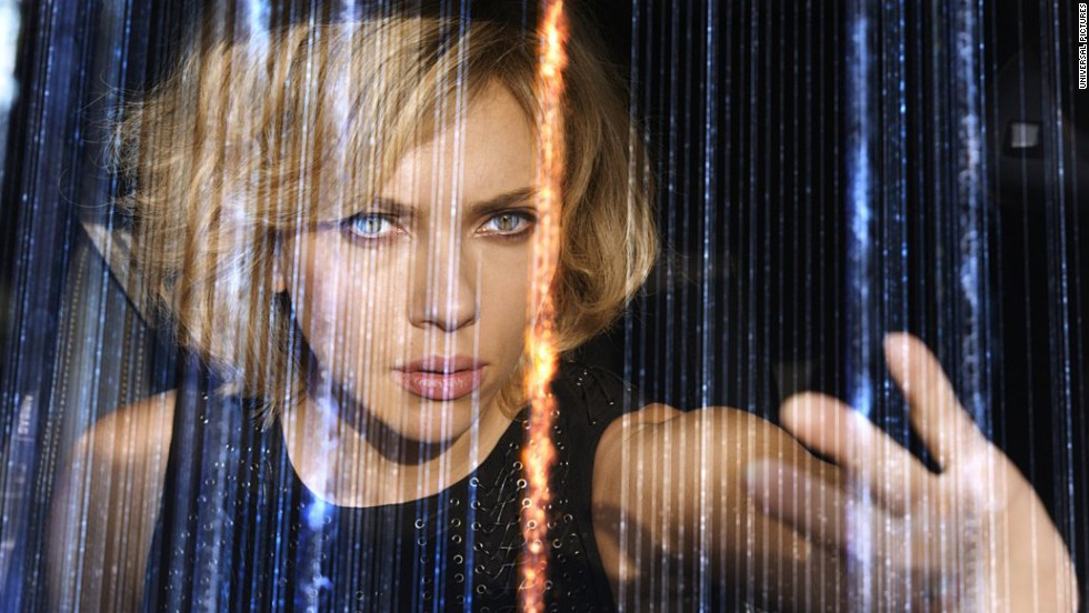 "<strong>No. 6: </strong>Scarlett Johansson is proving herself to be a force at the box office, recently landing at No. 1 with the action flick ""Lucy,"" pictured. Her work in the Marvel movies as Black Widow and endorsement deals also helped her secure a debut spot on Forbes' list of highest-earning actresses. The magazine estimates Johansson made about $17 million in the past year."