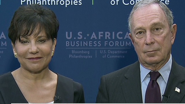 U.S. hosts first Africa Leaders Summit