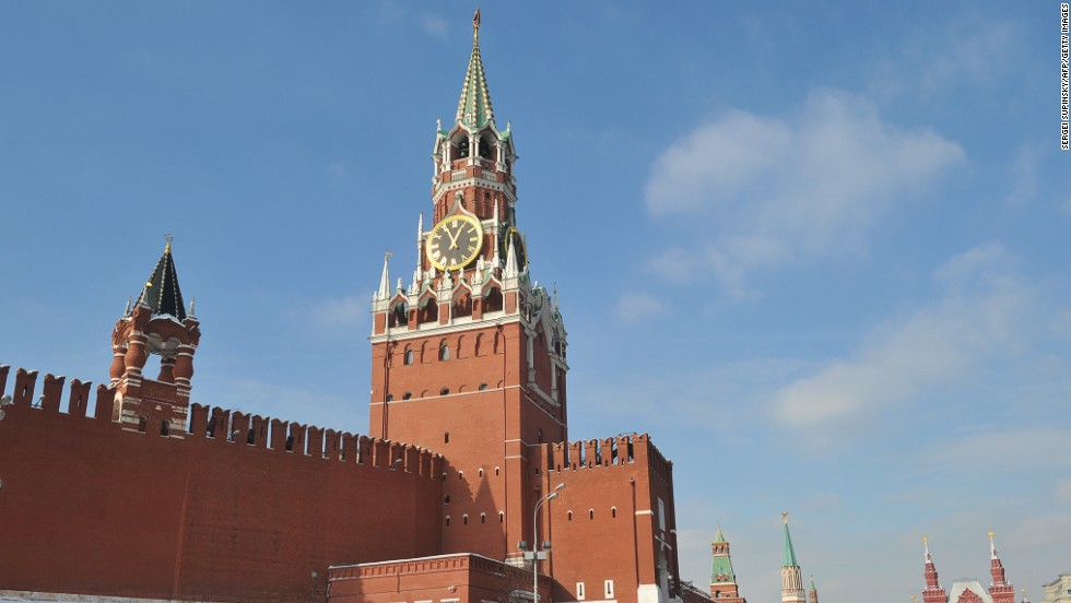 "<strong>Spasskaya Tower, Moscow</strong><br /><strong>Completed:</strong> 1491 (official year for the inauguration of the clock is unconfirmed)<br /><strong>Height: </strong>71 meters (232 feet)<br /><strong>Architect: </strong>Pietro Antonio Solari<br /><strong>Special feature</strong><br />The clock chimes a short tune every 15 minutes.<br /><strong>Stalinist touch</strong><br />The star was added to the tip of the roof by Joseph Stalin to replace the golden eagles, a symbol of Tsarist Russia. The tower is a part of the Kremlin wall that encloses cathedrals, palaces, a square, the official residence of the country's president and a helipad.<br /><em>Spasskaya Tower, </em><em><a href=""http://www.kreml.ru/en-us/museums-moscow-kremlin/"" target=""_blank"">Moscow Kremlin Museums<em></em></a>, Krasnaya ploshad, 3, Moscow, Russia</em>"
