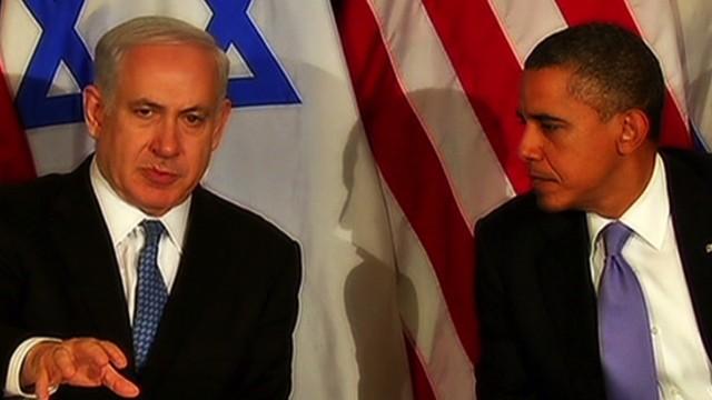 Obama and Netanyahu's rocky relationship