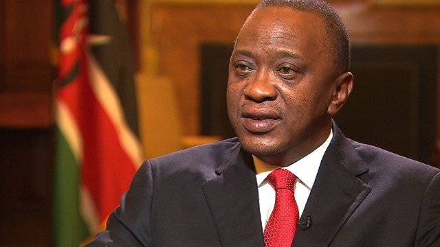 Kenyatta: Terror in Africa a global issue