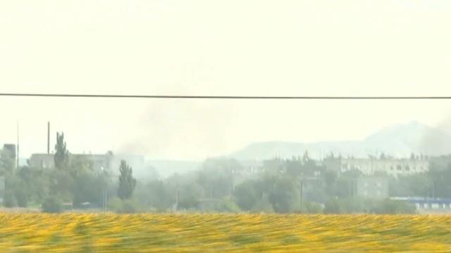 Fighting in Ukraine continues