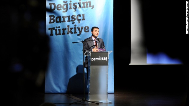 Demirtas: Turkey needs fundamental change