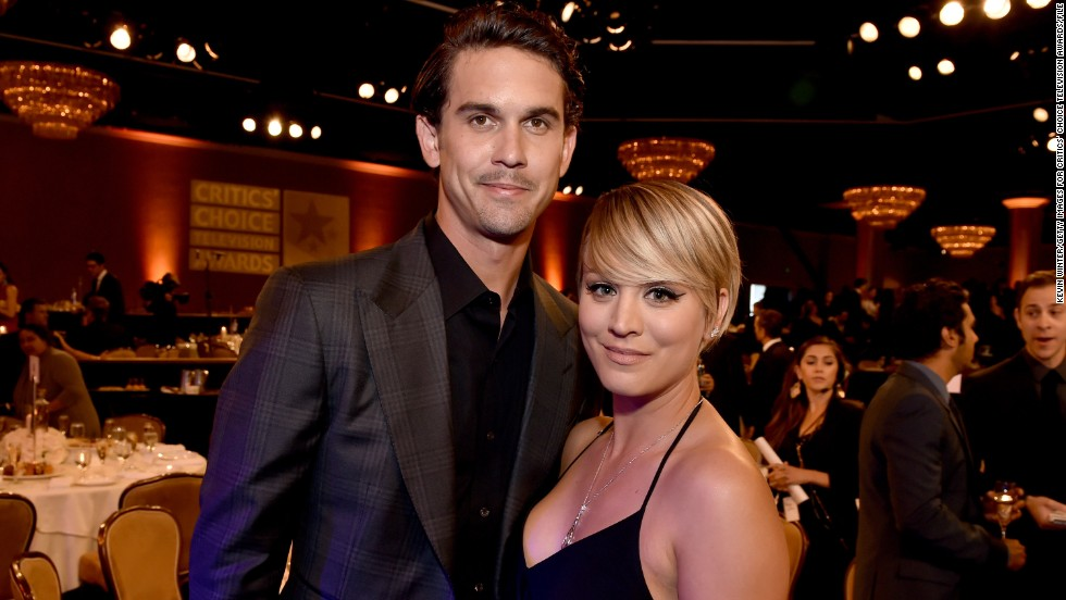 "Actress Kaley Cuoco and her husband, Ryan Sweeting, are calling it quits after nearly two years of marriage. The couple ""mutually decided"" to get a divorce after 21 months of marriage, a publicist for the actress said in a statement."