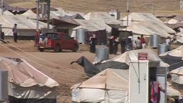 Christians forced to flee ISIS in Iraq