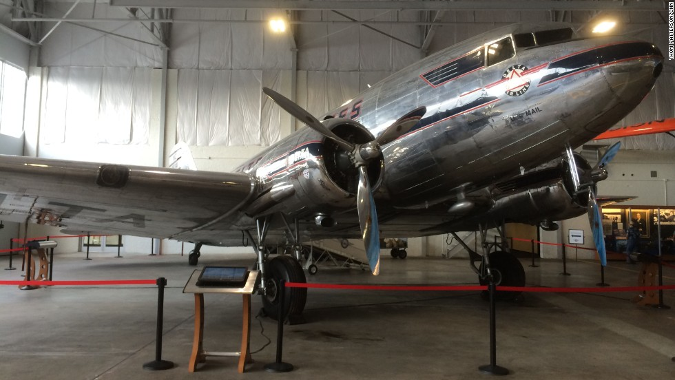 "Delta's 1940 ""Ship 41"" is a meticulously restored DC-3 and an example of the most resilient airliner in aviation history. It's the first aircraft to earn an award from the National Trust for Historic Preservation, according to the airline."