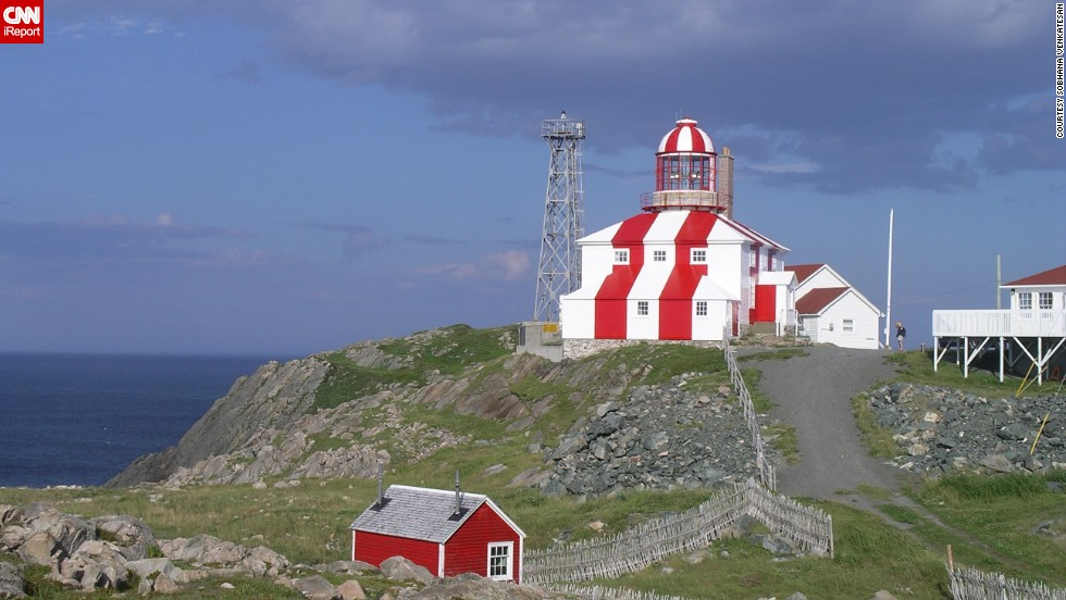 Cape Bonavista Lighthouse in Newfoundland radiated its light from 1843 to 1962, when it was replaced by an electric light on a nearby steel tower. The lighthouse was converted into a museum, preserving maritime artifacts from the late 1800s.
