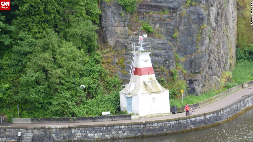 """In the early 1900s, <a href=""""http://ireport.cnn.com/docs/DOC-1156756"""">Prospect Point's lighthouse</a> was one of the only lights to guide mariners through the thick fog and narrow channel into Vancouver's inner harbor."""