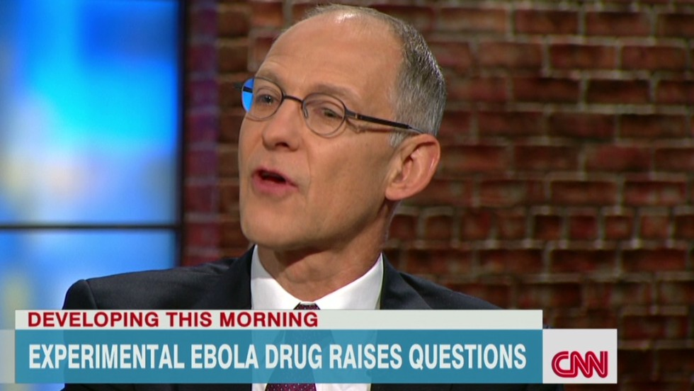 Ebola drug sparks ethical controversy