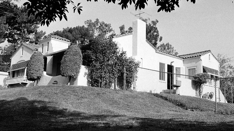 On the night of August 10, three of Manson's followers killed supermarket executive Leno LaBianca and his wife, Rosemary, at their home (pictured). This time Manson accompanied his followers to select the victims, but again did not take part in the killing.