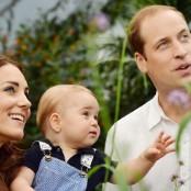 prince william baby george