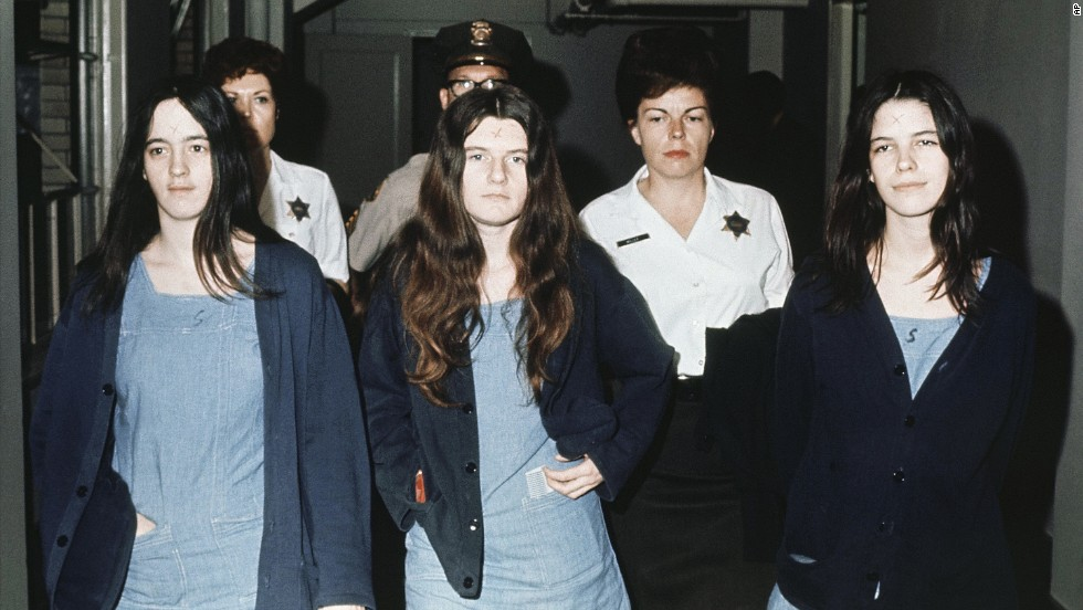 After a seven-month trial, all the defendants were found guilty on January 25, 1971.  Susan Atkins, Patricia Krenwinkel and Leslie Van Houten received the death penalty.