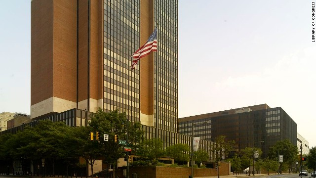 Federal courthouse in Philadelphia.