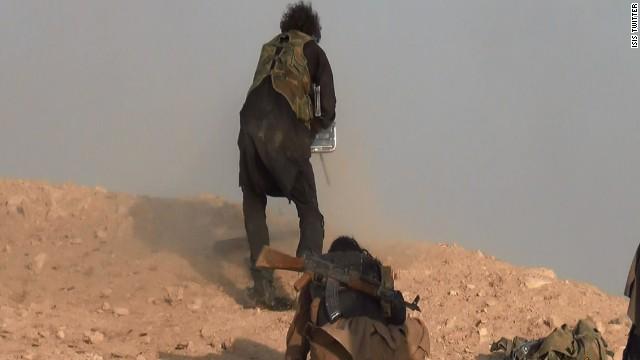 Official: ISIS is al Qaeda alternative