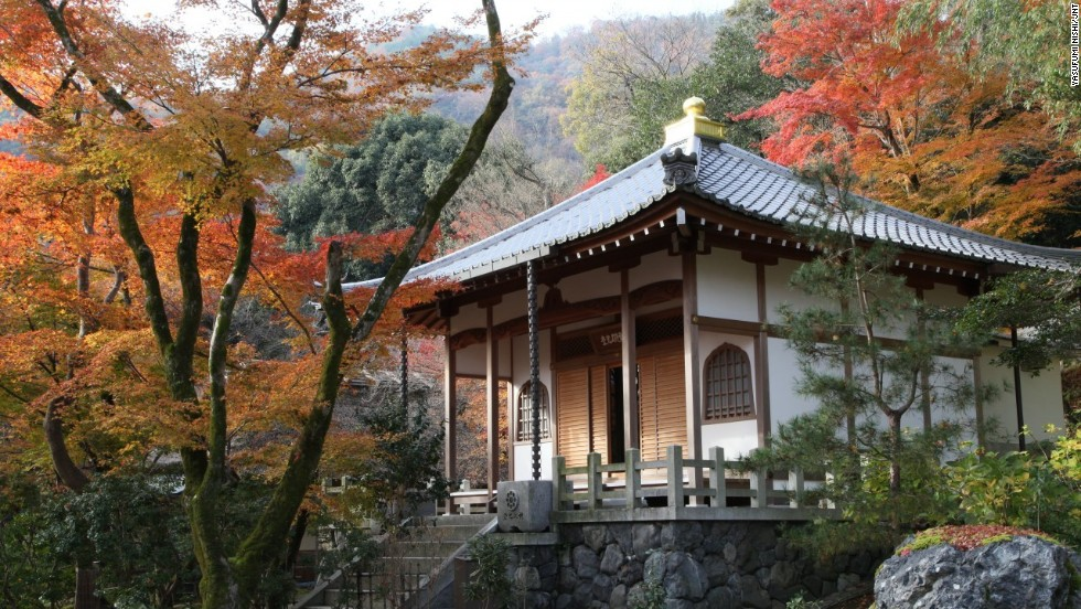 Hogon-in Temple is found inside Tenryu-ji, a UNESCO World Heritage Site and one of the five major temples of Kyoto, located near the entrance of the Sagano Bamboo Forest.